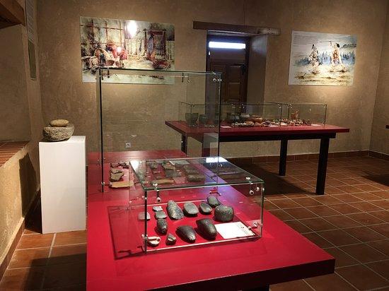 Aula Arqueológica de Tiedra