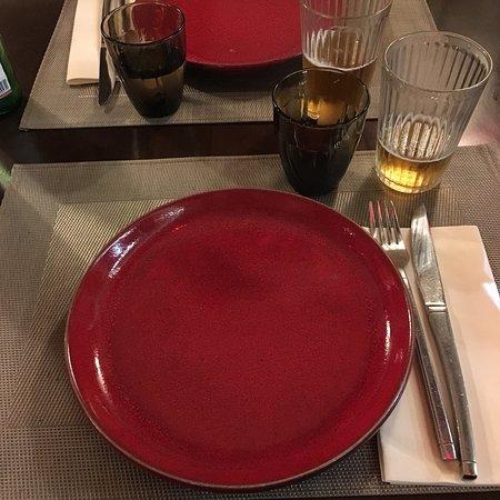 Cena libanese nel centro di Parigi