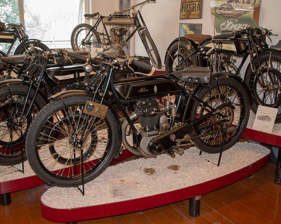 Museo Nazionale del Motociclo: Frera SS K2V