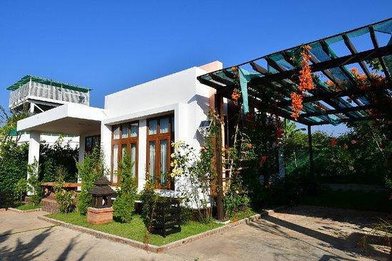 Heho, Myanmar: suite room