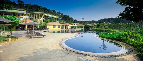Pool - Picture of Club Mahindra Virajpet, Coorg - Tripadvisor