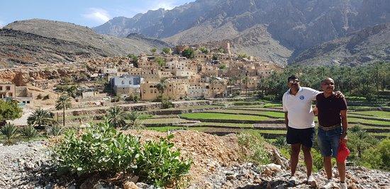 Billad Sayt (Viaje de un día) 4WD: Excursiones en la costa de Omán: Balad Sayt