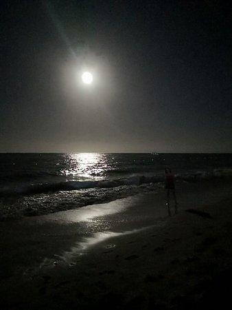 Punta Cana, República Dominicana: La noche en un lugar tan bello.