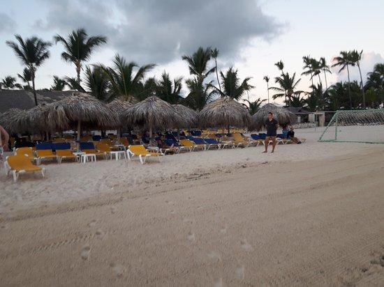 Punta Cana, República Dominicana: Bella playa