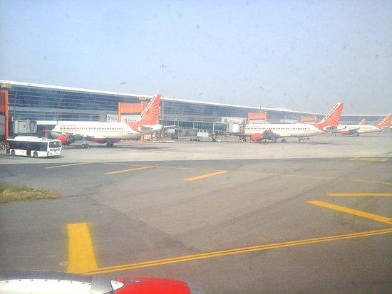 Air India: IGI