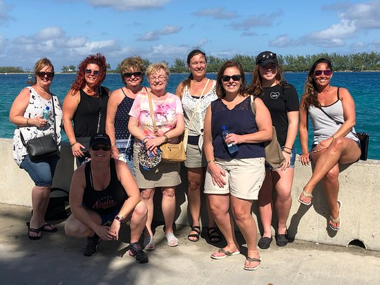 Hotel Riu Palace Paradise Island: Trip into Nassau Via Water Taxi