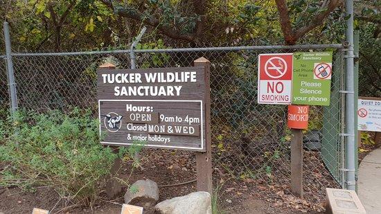 Tucker Wildlife Sanctuary