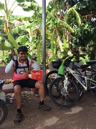 Vietnam Bike Tours - Phuc (Happy) is a wonderful guide.  Best way to see Vietnam is on a bike!