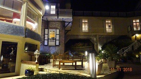 Hotel Dormy House: Этрета, отель Dormy House (ноябрь 2018 года)