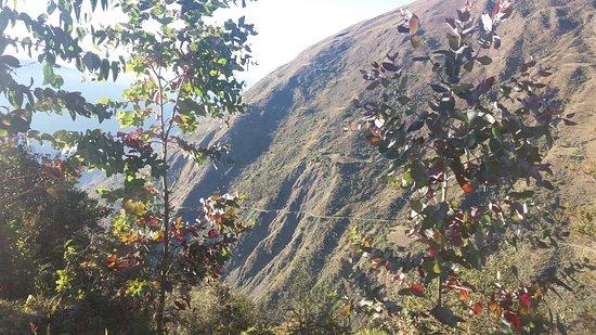 Aguas Termales de Chimur: CAMINO A CHIMUR