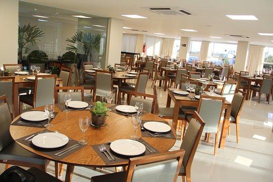Mineiros, GO: Ambiente Restaurante Faveiro