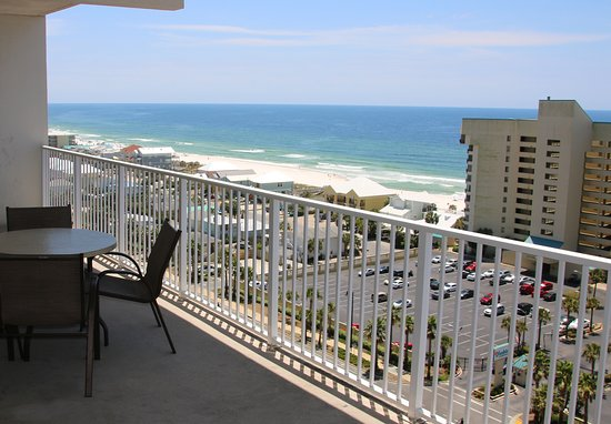 Laketown Wharf Resort By Emerald View Resorts: Gulf Of Mexico View