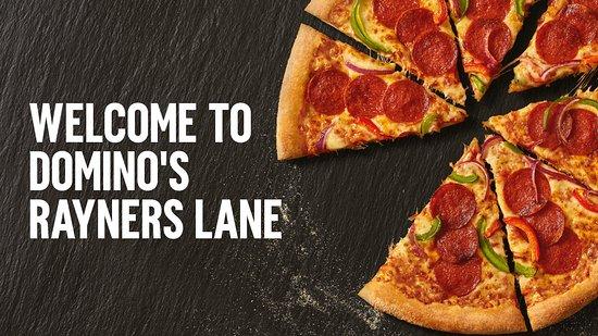 Dominos Pizza Harrow 417 Alexandra Avenue Restaurant