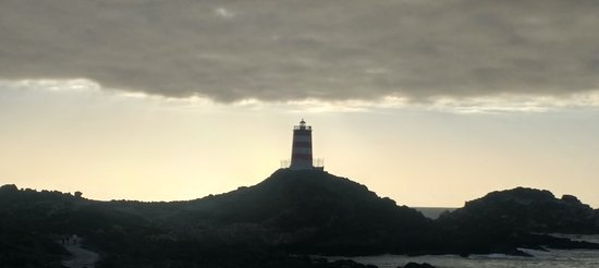 Faro de Punta Caldera