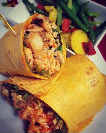 Sweet Thai Wrap