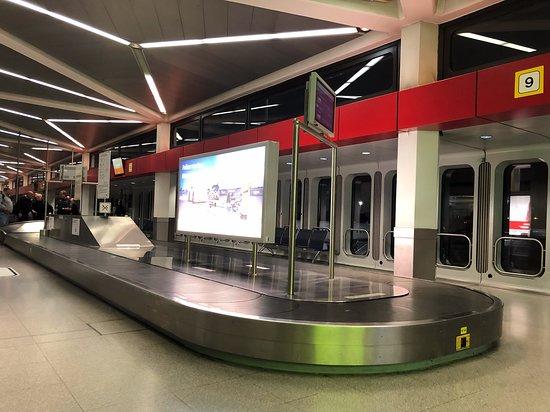 Air France: Das Gepäck kam in TXL recht schnell auf das Band
