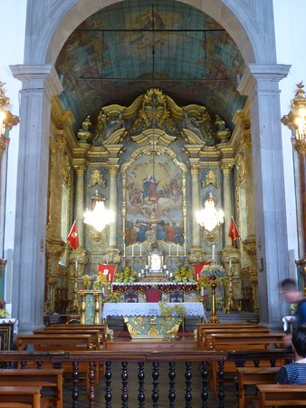Funchal, Portugal : Tell travellers more about Interior of church your photo