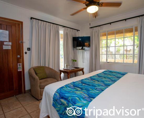 The Oceanside Deluxe Room at the Westender Inn