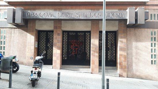 Parròquia de Sant Salvador d'Horta