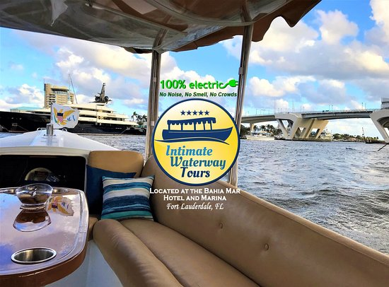 Intimate Waterway Tours