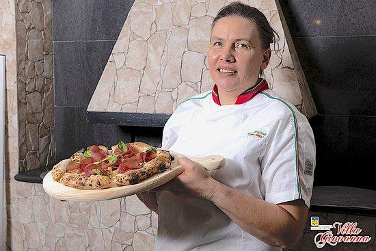Villa Giovanna Pizzeria E Ristorante : Villa Giovanna - Renata Sitko Chef