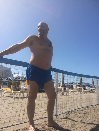 Playa Varese : Relax