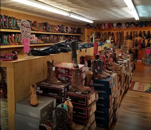 Quarter Acres Western Shop