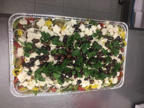 Gibsonia, Pensylvánie: House Salad
