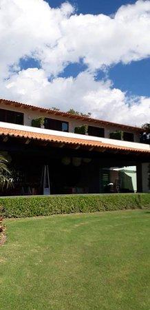 La Reserva Club Privado & Resort: Desde la piscina.