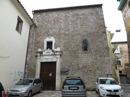 Chiesa di Gesu Piccolo o del Gesu Gonfalone