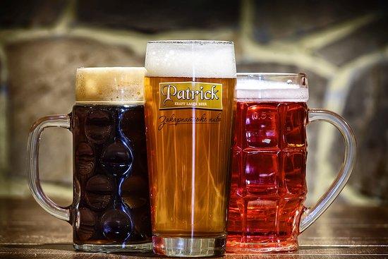 Kupitsa: Пиво