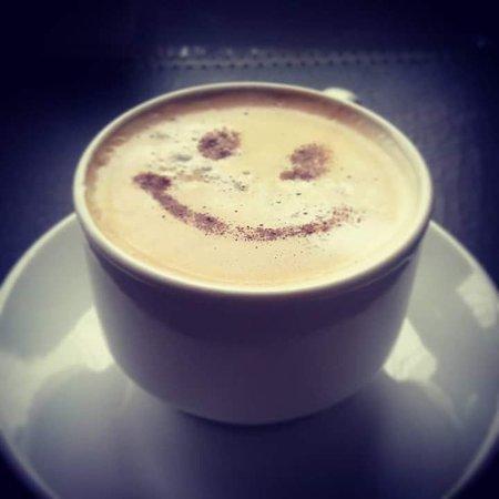 Café americano descafeinado !!
