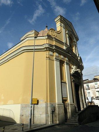 Chiesa della Santella o di Santa Maria delle Grazie