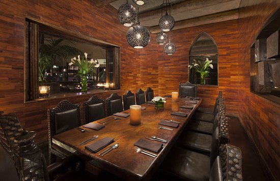 Marcos Room - available for private events