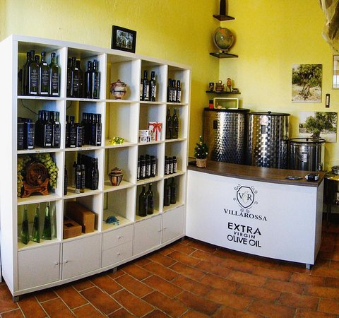 Villarossa taste and shop