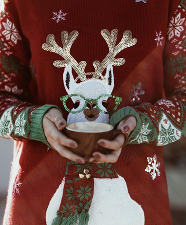 Shasta Lake, Kalifornien: Have a cup of cheer!