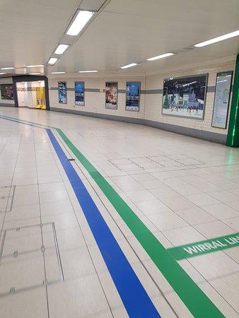 Merseyrail: Great transport system