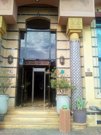 Amani Hotel Appart: Amani Hotel