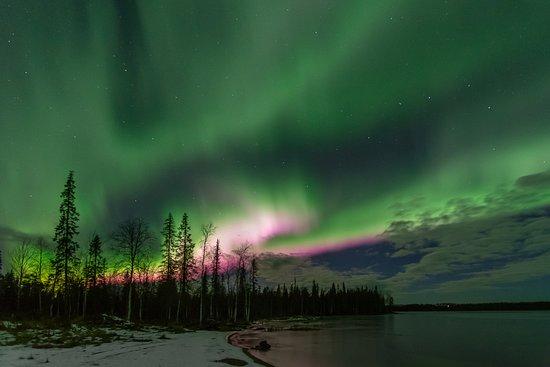 Levi, Suomi: Northern Lights