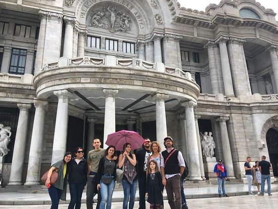 ‪Free Tour Mexico City‬