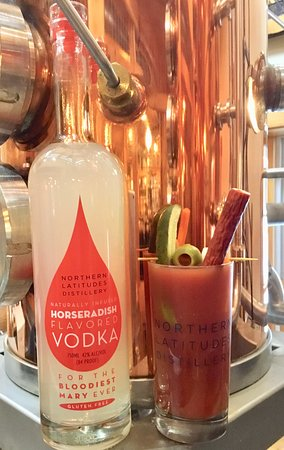 Our best selling spirit and best selling cocktail