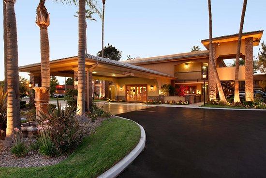 Map Of San Bernardino Hotels