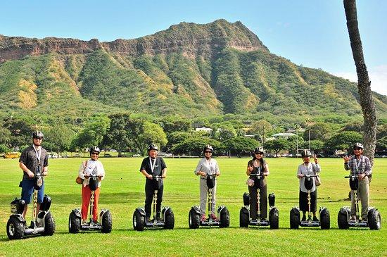 ハワイ ホバーボーディング ツアー