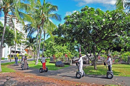 Hovering Waikiki