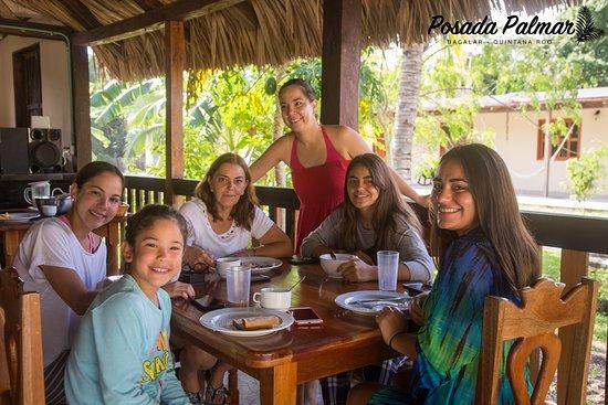 Dormitorio compartido 8 personas - Picture of Posada Palmar, Xul-Ha