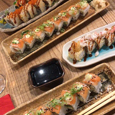 Perfect choice for sushi