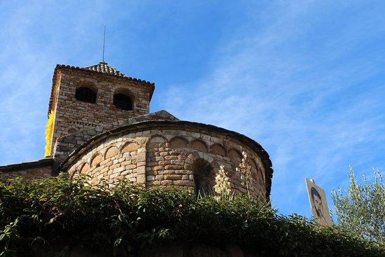Esglesia de Sant Vicenc d'Espinelves