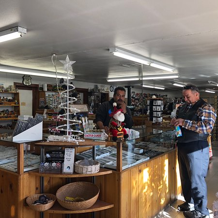 The Jack Rabbit Trading Post Picture