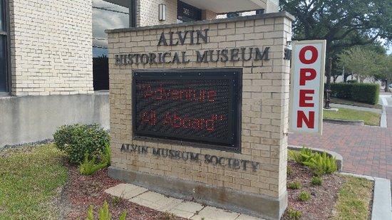 Alvin Historical Museum