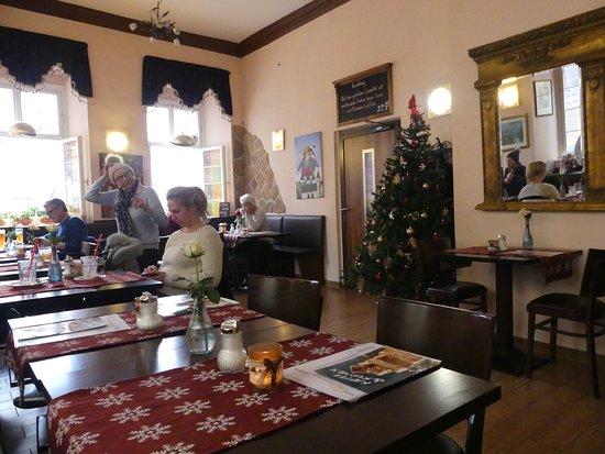 Spargel salat - Bild von Cenmoro Cafe Bar Restaurant, Heidelberg ...